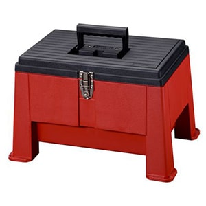 Step Stool Tool Box Combo