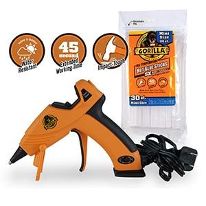 Gorilla hot glue gun