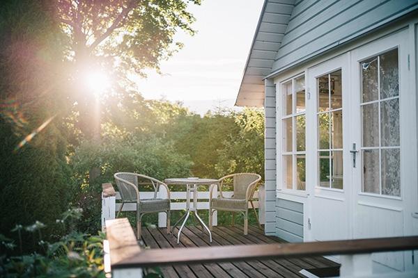 home terrace deck tips