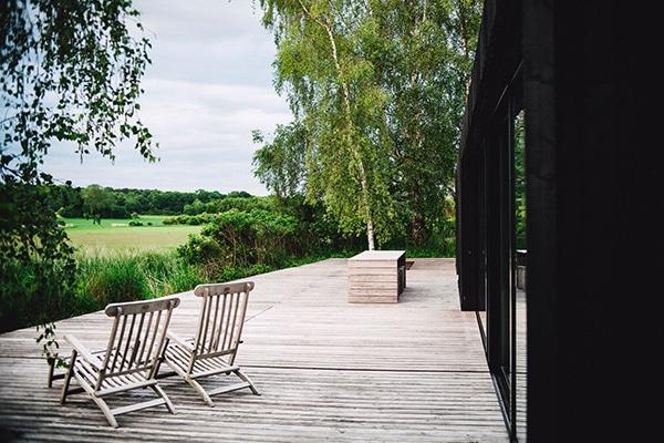 Terrace deck building tips