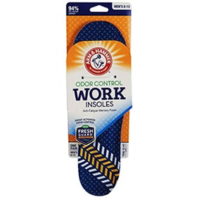 Arm & Hammer - Insoles for Work Boots with Memory Foam Review