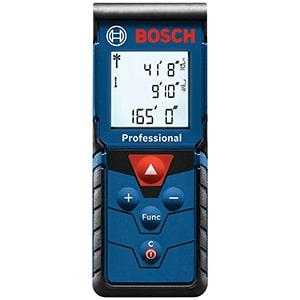 Bosch Blaze Pro GLM165-40 laser distance meter