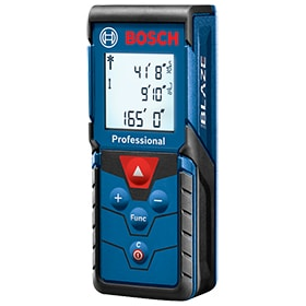 Bosch Blaze Pro GLM165-40 - Best Laser Distance Measurer Review