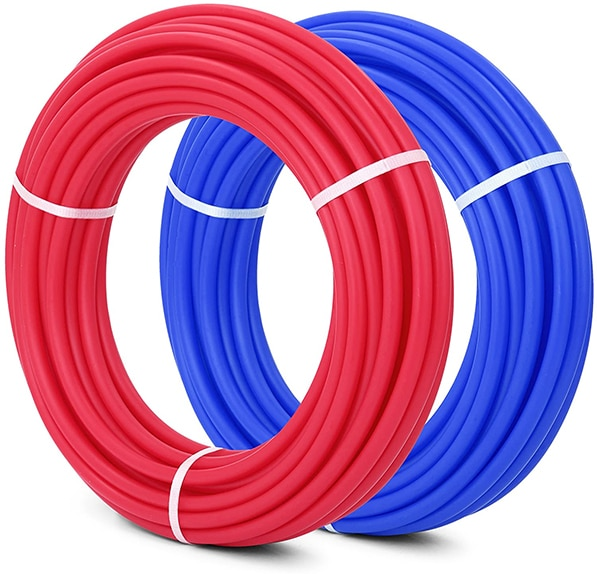 PEX vs Copper vs CPVC comparison