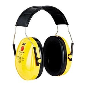 3M Peltor earmuffs