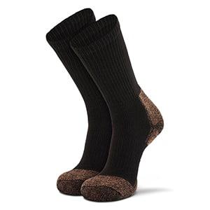 FoxRiver steel toe boots socks