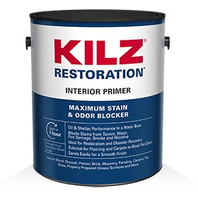 Kilz Restoration – Best Interior Latex Primer Review